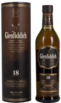 Glenfiddich 18 Jahre Single Malt Scotch Whisky
