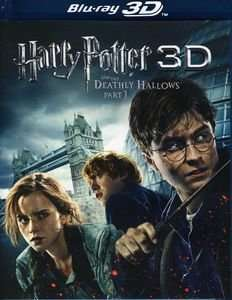 Harry Potter und die Heiligtümer des Todes - Teil 1 (OT) (Blu-Ray 3D, DVD, DC) für 5,32€ bei Wowhd