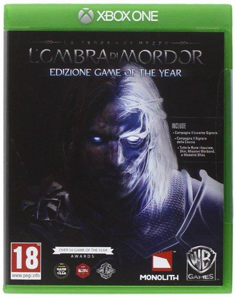 Mittelerde: Mordors Schatten GOTY (Xbox One) für 23,29€ bei Amazon.it