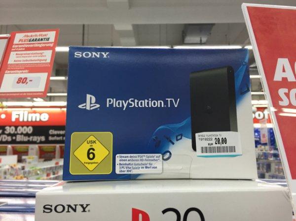 [Lokal]MM Erding Playstation TV 20€