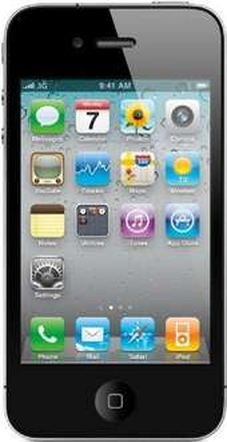 [Technik-Profis] Apple iPhone 4 Smartphone (8,9 cm (3,5 Zoll) Display, 5 Megapixel Kamera, 8GB interne Speicher, WiFi) schwarz