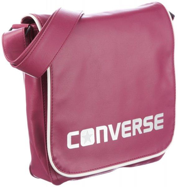 Converse Fortune Bag Unisex Umhängetasche, dark fuchsia, 26 x 6 x 27 cm, 23SDA32-46 für 17,77 Euro @Amazon.de