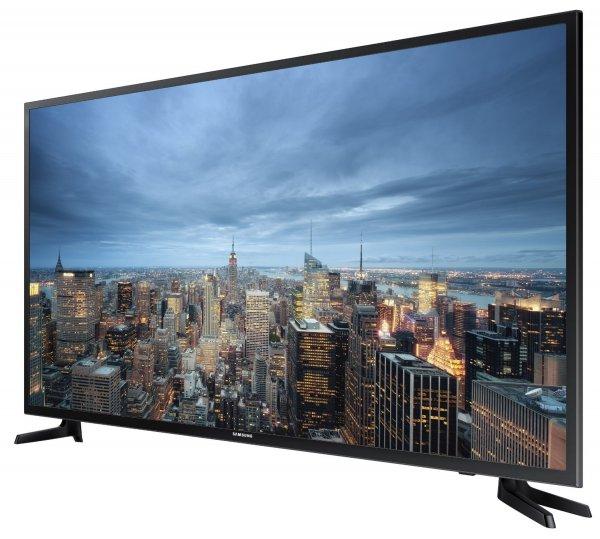 [Amazon] Samsung UE40JU6050 UHD TV (40'' UHD, 800 PQI, Smart TV, USB-Recording, Triple Tuner, 3x HDMI, 2x USB, CI+, WLAN + LAN, EEK A) für 424€
