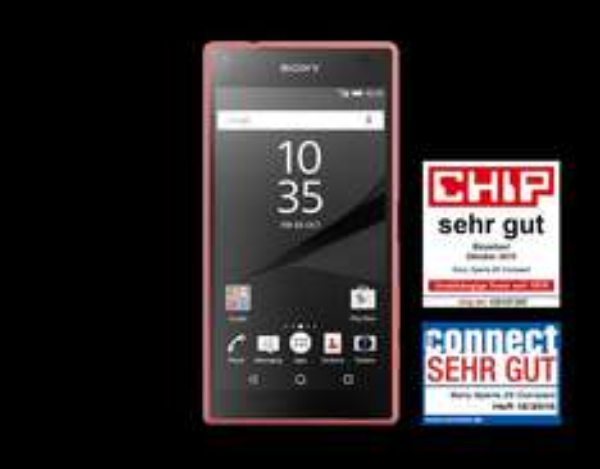 Abgelaufen    [NBB] Sony Xperia Z5 Compact neuer Bestpreis in Koralle