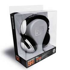 SteelSeries 5HV2 Gaming Headset Weiss