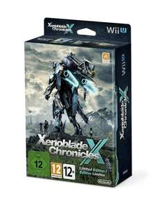 (Wii U/AmazonFR) Xenoblade Chronicles X Limited Edition für 55,27 €