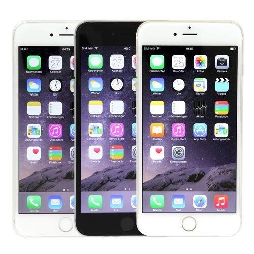 iPhone 6 Plus 64GB alle Farben refurbished für 549€ @ eBay Zustand: wie Neu