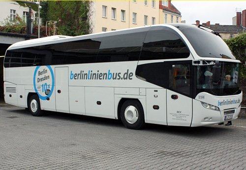 Groupon Fahrt mit Berlin Linien Bus ab 5 €