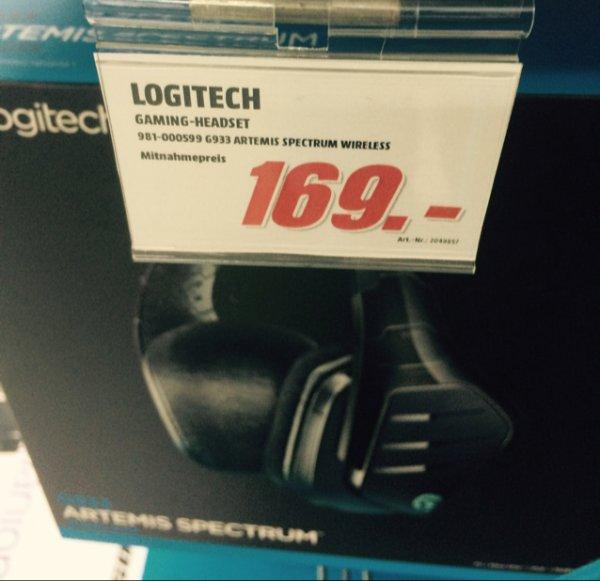 Logitech G933 Headset