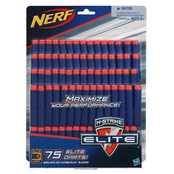 [Amazon.de-Prime-WHD]Hasbro - Nerf N-Strike Elite 75er Darts Nachfüllpack (75 darts)