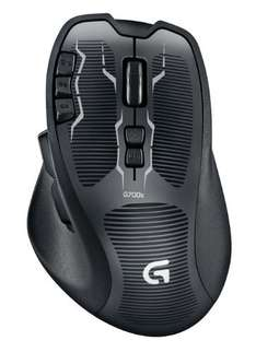 Lo­gi­tech G700s Draht­lo­se Gaming Maus für 54,90€ bei Amazon.de