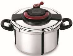 [Amazon.fr] Tefal SEB Clipso Plus 8L Schnellkochtopf