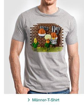 T-Shirt des Tages bei Spreadshirt für 10 €
