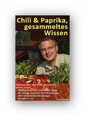 ebook:Chili & Paprika - gesammeltes Wissen [Kindle Edition]