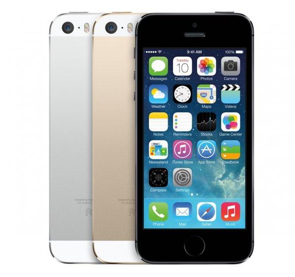 Apple iPhone 5S 16GB für 299€ – Demoware (wie neu) @allyouneed