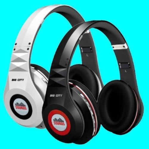 [Ebay] - SOUNDS Big City Kopfhörer - Bluetooth - nur 29,99 € in Schwarz u. Weiß + Beutel