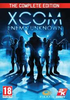 [Steam] XCOM Enemy Unknown: The Complete Edition (@nuveem)