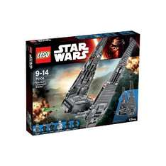 Lego Star Wars - Kylo Ren's Command Shuttle (75104) für 74,92€ bei Interspar.at