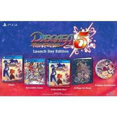 (PS4/TheGameCollection) Disgaea 5: Alliance of Vengeance - Launch Edition für 42,74