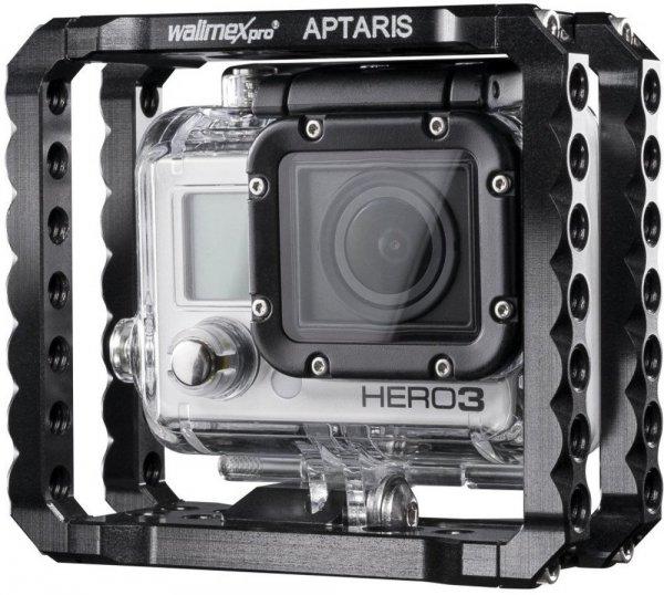 [Amazon] Walimex Pro Aptaris Cage-System für GoPro Hero