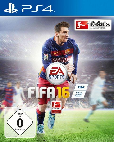 [ebay] FIFA 16 (PS4 / Playstation 4) mehr als 10 verfügbar