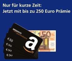 Postbank Giro plus - Komplett kostenloses Girokonto mit bis zu 250€ Prämie für Neukunden