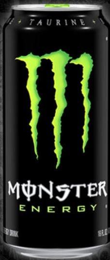 Monster Energy 0,5 l @Penny