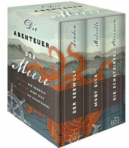 Die Abenteuer der Meere (3 Bänder) für 7,95€ bei Bücher.de