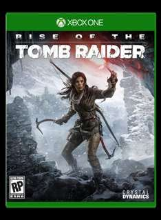 [Otto.de] Rise of the Tomb Raider (Xbox One) für 43,99 € mit Gutschein