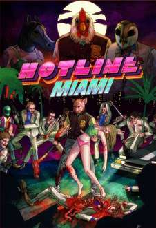 Hotline Miami@Steam für 2€