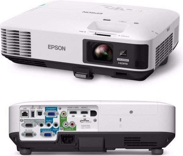 [ebay] Epson EB-1985WU LCD-Projektor - HDTV - 16:10 Format - 1920 x 1200 Pixel - 10,000:1 Kontrastverhältnis - 4800 lm Helligkeit - WUXGA - HDMI - USB - VGA-Eingang - Ethernet - 411 W Leistungsaufnahme (Betrieb) - nur noch 4 -