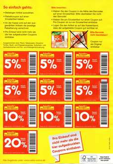 Netto MD | 20% - 10% - 5% | Rabatt Coupons
