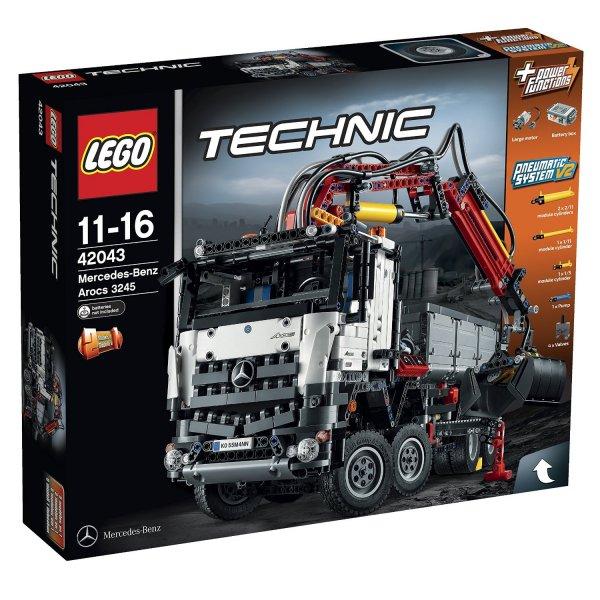Lego Technic - Mercedes-Benz Arocs 3245 (42043) (eBay Gutschein/Paypal + Payback)
