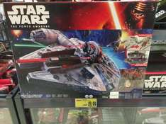 Star Wars E7 Battle-Action Millennium Falke von Hasbro