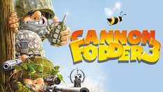 [Steam] Cannon Fodder 3 - 1€ bei Bundlestars