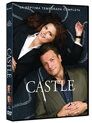 [Amazon.es] Castle Staffel 7 DVD inkl. deutscher Tonspur für 31,17€ (in DE noch nicht erhältlich)