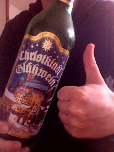 [LIDL] Christkindl Glühwein 0,79€