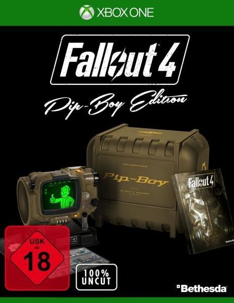Fallout 4 - Pip-Boy Edition für Xbox One für 120,50 € @ Thalia.ch (112,72 CHF (103,92 €) für Schweizer, Liechtensteiner oder Grenzgänger)