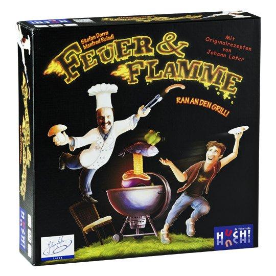 Feuer & Flamme (Brettspiel, Gesellschaftsspiel, real.de)