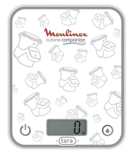 [Amazon] Moulinex-Küchenwaage, lustig bedruckt, 24% unter UVP, in D sonst nicht erhältlich