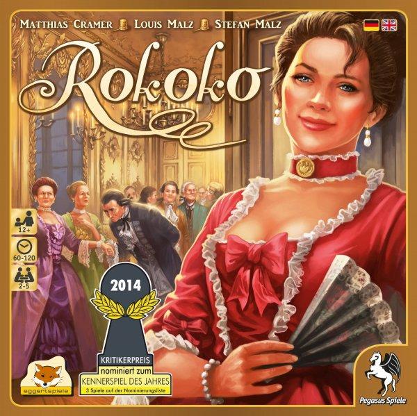 Rokoko (Brettspiel, Gesellschaftsspiel, mytoys.de)