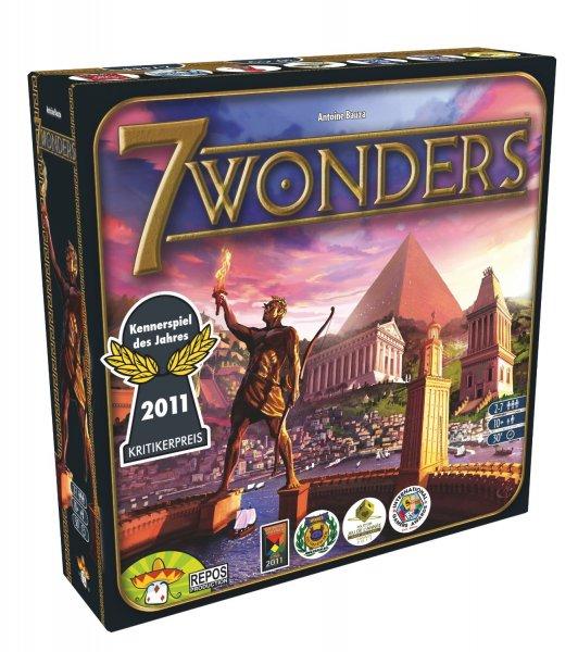 7 Wonders (Brettspiel, Gesellschaftsspiel, mytoys.de)