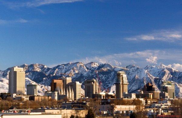 [Star Alliance] Salt Lake City ex Amsterdam, Paris, Mailand oder Rom ab 312 Euro