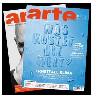 """2 Ausgaben """"Arte Magazin"""" gratis zur Probe - Kündigung nach Erhalt der 2. Ausgabe"""