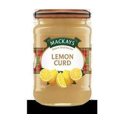 [Netto MD] Mackays Lemon Curd 340g für 1,99 Euro