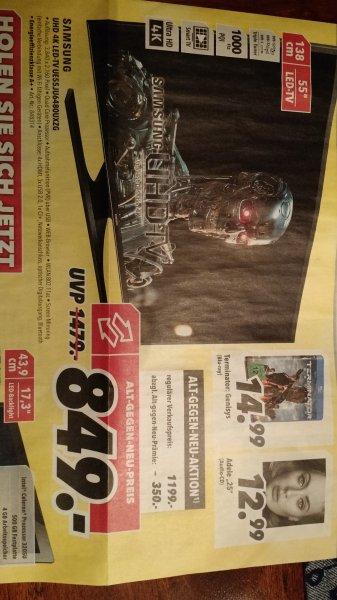 (LOKAL) Samsung UE55JU6480UXZG UHD 4K LED TV Medimax