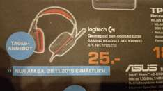 LOGITECH G230 GAMING HEADSET RED KLINKE (lokal MG)