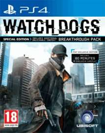 (Game.co.uk) Watch Dogs - Xbox One/PS4 für 12€ inkl. (Black Friday)