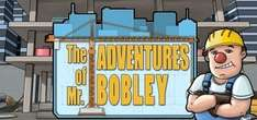 5,000 Codes Of The Adventures of Mr. Bobley Giveaway! (Steam: 3,99€)