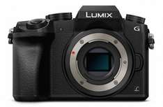 Amazon UK: Panasonic DMC-G70 Body + 280€ Cashback --> effektiv: 363€ ! (Vergleichspreis: 579€ - fast 40% Rabatt)